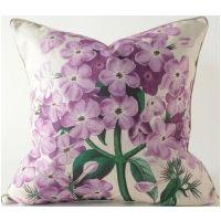 Purple Phlox Pillow