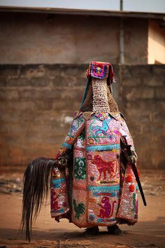 Dan Kitwood - Ouidah, Benin (posted 10/5/12)