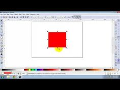 ▶ Rotating and Skewing an Object in Inkscape - YouTube