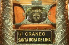 IMAGENES RELIGIOSAS: Santa Rosa de Lima