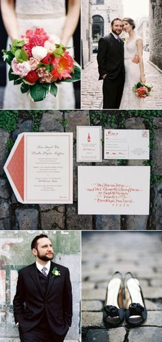 Karen Wise's Montreal + NYC Wedding by Heather Waraksa