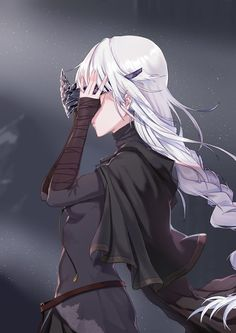 Imagen de anime girl, art, and beautiful