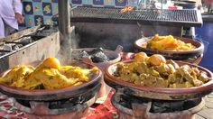 The Amazing Street Food of Marrakech, Morocco