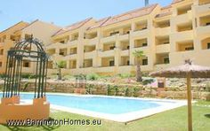 2 bedroom apartment for sale in La Duquesa, Manilva, Costa del Sol, Spain for €105000.  Click on the image for more information. (S130)