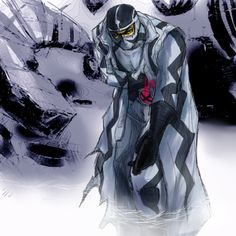 Fantomex- X-Men / Marvel Comics