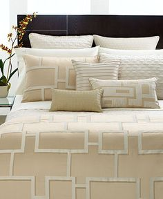 Hotel Collection Bedding, Maze Collection - Bedding Collections - Bed & Bath - Macy's