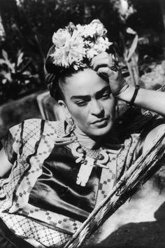 Frida Kahlo - A look back at some of the most iconic photographs of the artist through the years. See more here.