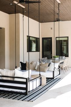 Party House Project — The LifeStyled Company Dream Home Design, Home Interior Design, Modern Home Interior, Design Jardin, Deco Design, Home Projects, Luxury Homes, Outdoor Living, Living Spaces
