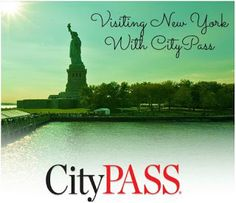 Visiting New York with @CityPass #TravelBlogger #NYC