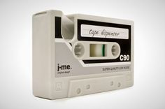 Cassette Tape Dispenser | 20 Tape Products