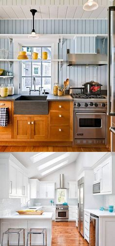 25 Gorgeous Paint Colors For Kitchen Cabinets And Beyond Page 3 Of 4