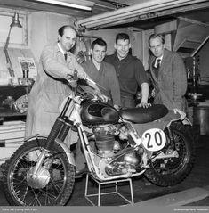 Mx Bikes, Motocross Bikes, Scrambler, Old School, British, Hero, Motorcycle, Times, Gallery