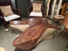 Rain Tree Coffee Table.