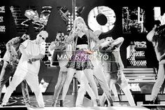 The very first show of the 1989 World Tour!