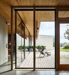 CASA STCUGAT 077 http://hicarquitectura.com/2015/05/emiliano-lopez%E2%80%A8-monica-rivera-casa-y-centro-de-yoga/