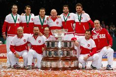 Stanislas Wawrinka Photos: France v Switzerland - Davis Cup World Group Final: Day Three