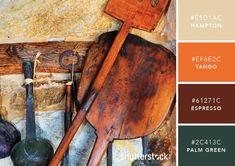 101 Color Combinations to Inspire Your Next Design Color Schemes Design, Color Schemes Colour Palettes, Living Room Color Schemes, Colour Pallete, Color Combinations, Rustic Color Palettes, Rustic Colors, Couleur Hexadecimal, Luminous Colours