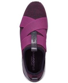 9ac0011ad0c Cole Haan Women s Studiogrand Knit Trainers - Purple 10.5M Cole Haan