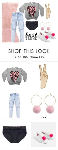 Best Trend to meet your Best Friend... by dearkates on Polyvore featuring Lucky Brand and Rothko