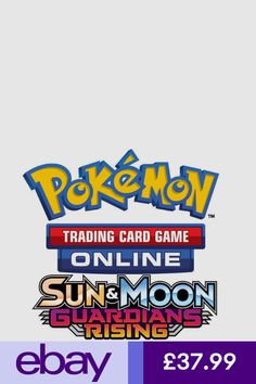 100 x Pokemon SM Guardians Rising Code TCGO Cards TCG Codes SENT WITHIN 8 HOURS