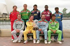 All ‪#‎Legends‬ in one Picture ‪#‎CWC1992‬ ‪