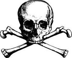vintage skull drawings - Google Search