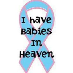 I do have babies in Heaven