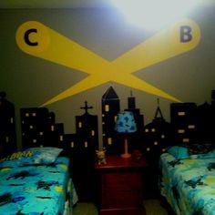 Kids Batman room