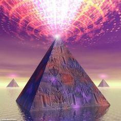 Creando su Pirámide de Poder en la 5ta Dimensión