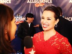Allegiance Star Lea Salonga on Returning to Broadway and Loving Her Devoted Fans