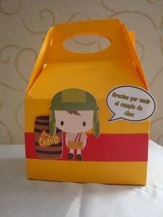 El chavo del ocho favor Personalized, treat bags-set of 12. birthday party,cumpleaños on Etsy, $24.00
