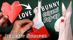 easter origami - YouTube