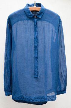 Cobalt Henley Shirt