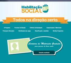Programa de Habilitação Social na Paraíba
