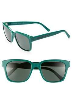 Burberry 'Splash' 55mm Sunglasses available at #Nordstrom
