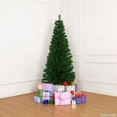 Superb bunt k nstliche geschm ckte weihnachtsb ume beispiele m Ft Fibre Optic LED Christmas Tree Green