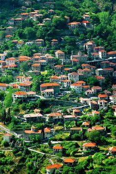 Langadia, Peloponnese / Greece