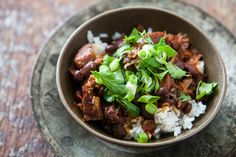 Feijoada, Brazilian Black Bean Stew ~ A hearty black bean and mixed meat stew that is often called the national dish of Brazil. Black Bean Stew, Black Beans, Simply Recipes, Great Recipes, Sauteed Collard Greens, Black Bean Recipes, National Dish, Frijoles, Soups And Stews
