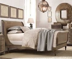 Restoration Hardware Beds Home Decor