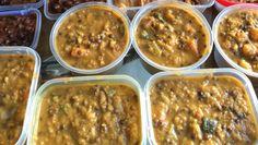 Thai Lentil, Lentil Curry, Red Lentil, Curry Roast, Roast Veg, Onion ...