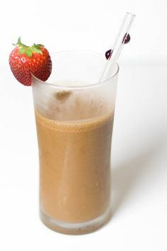 Raw Chocolate Milkshake