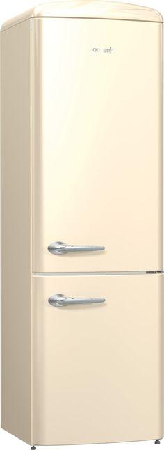 Réfrigérateur combiné pose libre ORK192C - Gorenje