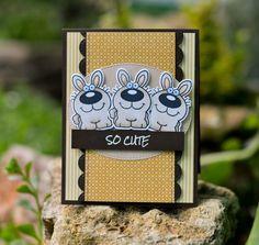 Your Next Stamp - Smiley Happy Critters Three - #yournextstamp