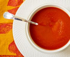 Red Chile Pumpkin Sauce