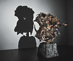 Tim Noble & Sue Webster  shadow sculpture