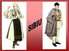 Costum popular zona Sibiu (Traditional romanian costume from Sibiu county) Paris Fashion, Fashion Show, Beautiful Party Dresses, Popular Costumes, Fur Clothing, Make Up Collection, Folk Costume, Shades Of Red, Warm Colors
