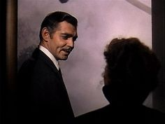 Clark Gable and Vivien Leigh - Gone With The Wind 1939 by TikiLizzy, via Flickr
