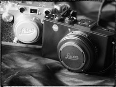 The Leica D-Lux 6