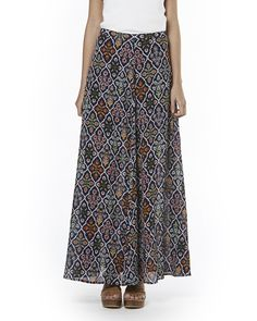 c66f7fc86e Tigerlily - BOUQUET MAXI SKIRT Tie Dye Skirt, My Wardrobe, Floral Maxi,  Harem