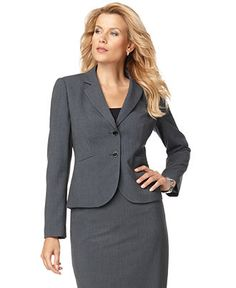 Bought this Power Suit this weekend, every women needs a Power Suit!  Classic, Confident, Polished, always a fashion do!